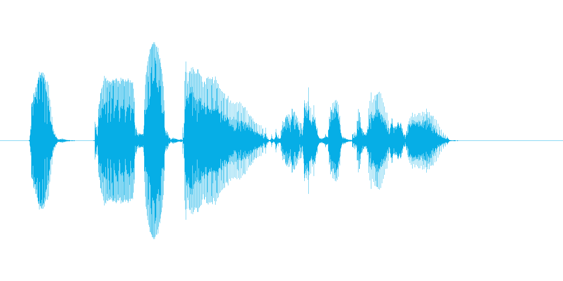 OKボタンを押してください_2の再生済みの波形