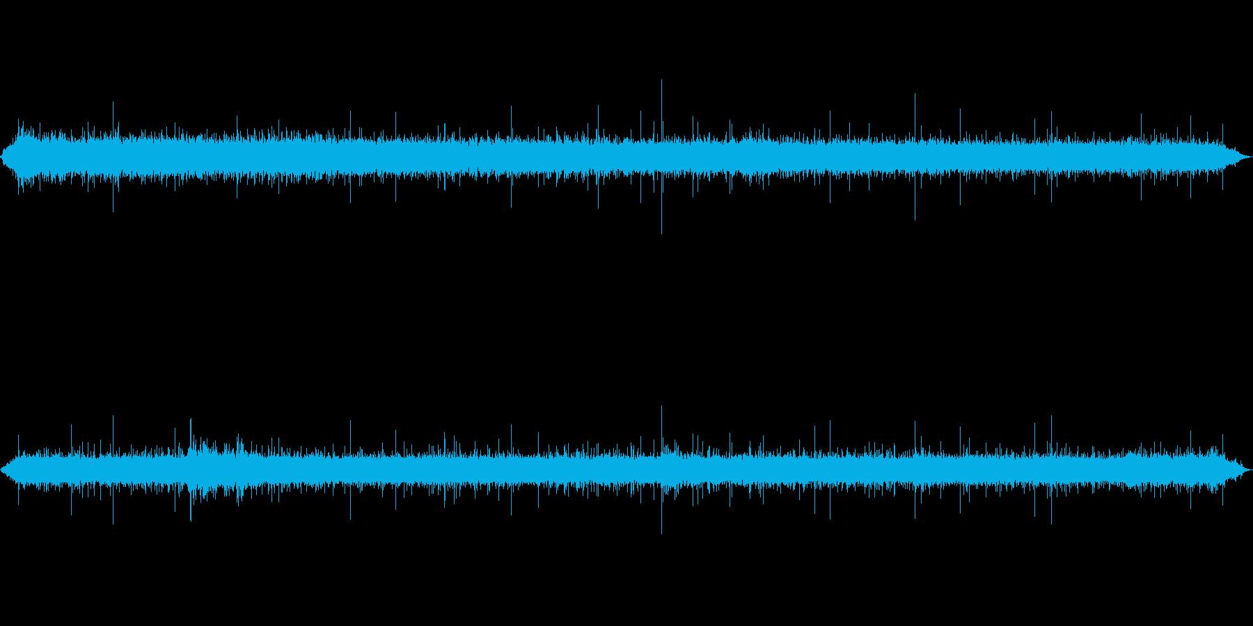 【自然音】せせらぎ01(岐阜)の再生済みの波形