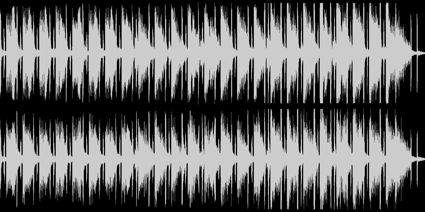 ほのぼのするエレピ曲です。の未再生の波形