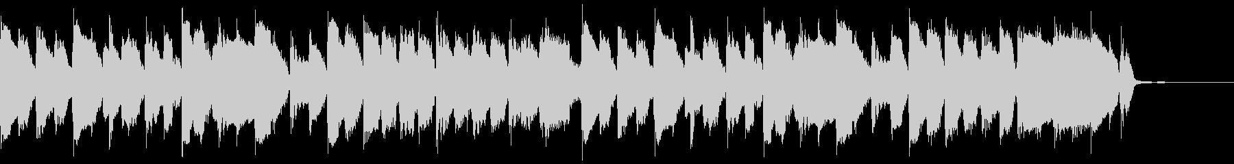 ネットCM 30秒 リコーダーA 日常の未再生の波形