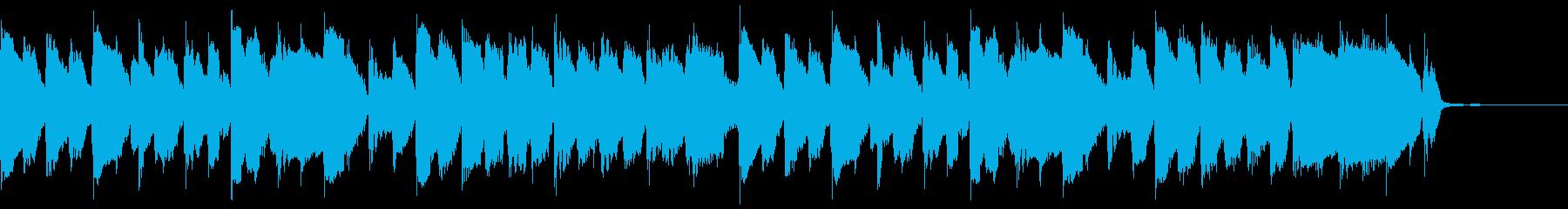 ネットCM 30秒 リコーダーA 日常の再生済みの波形