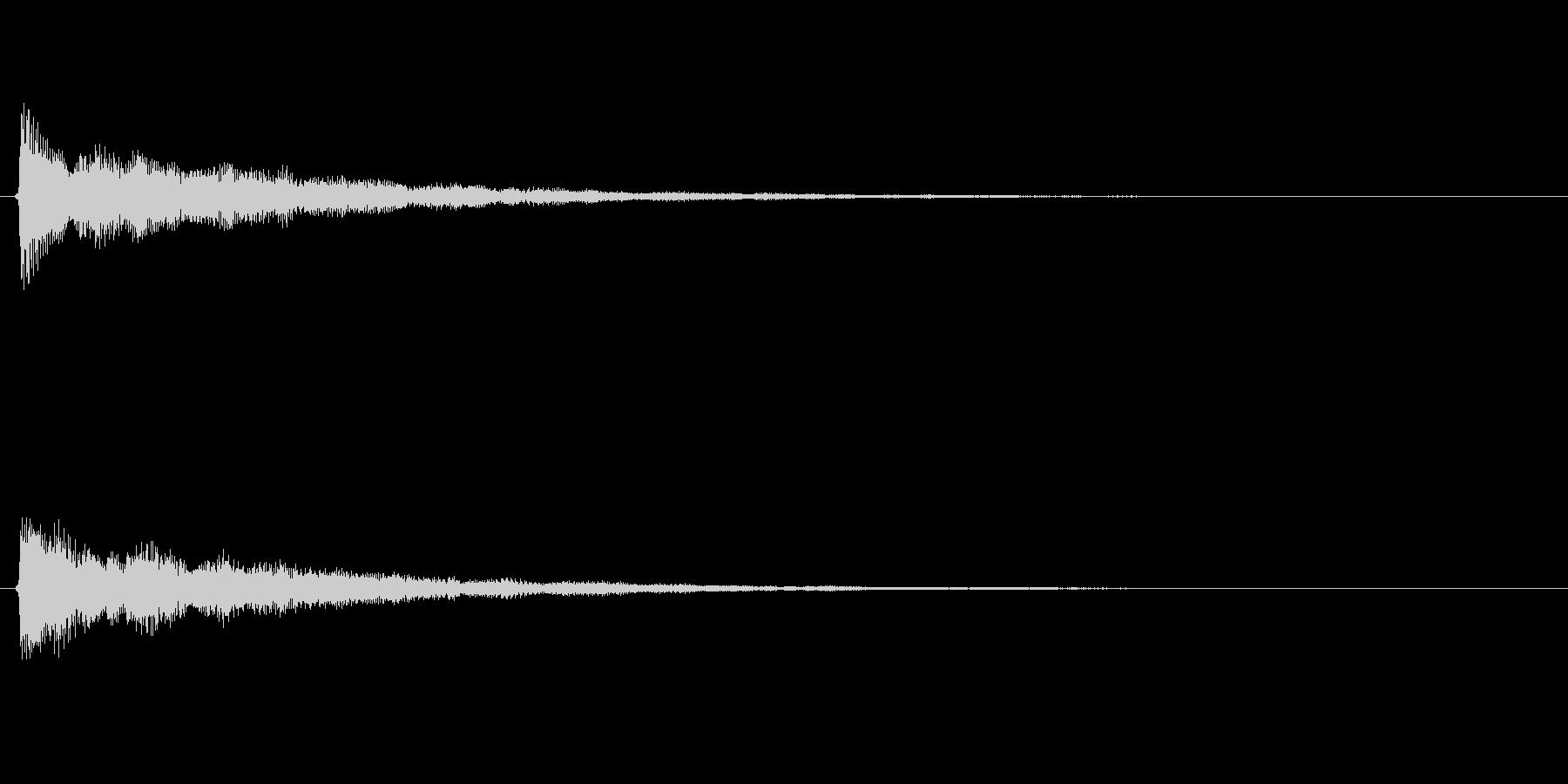 キラキラ系_116の未再生の波形