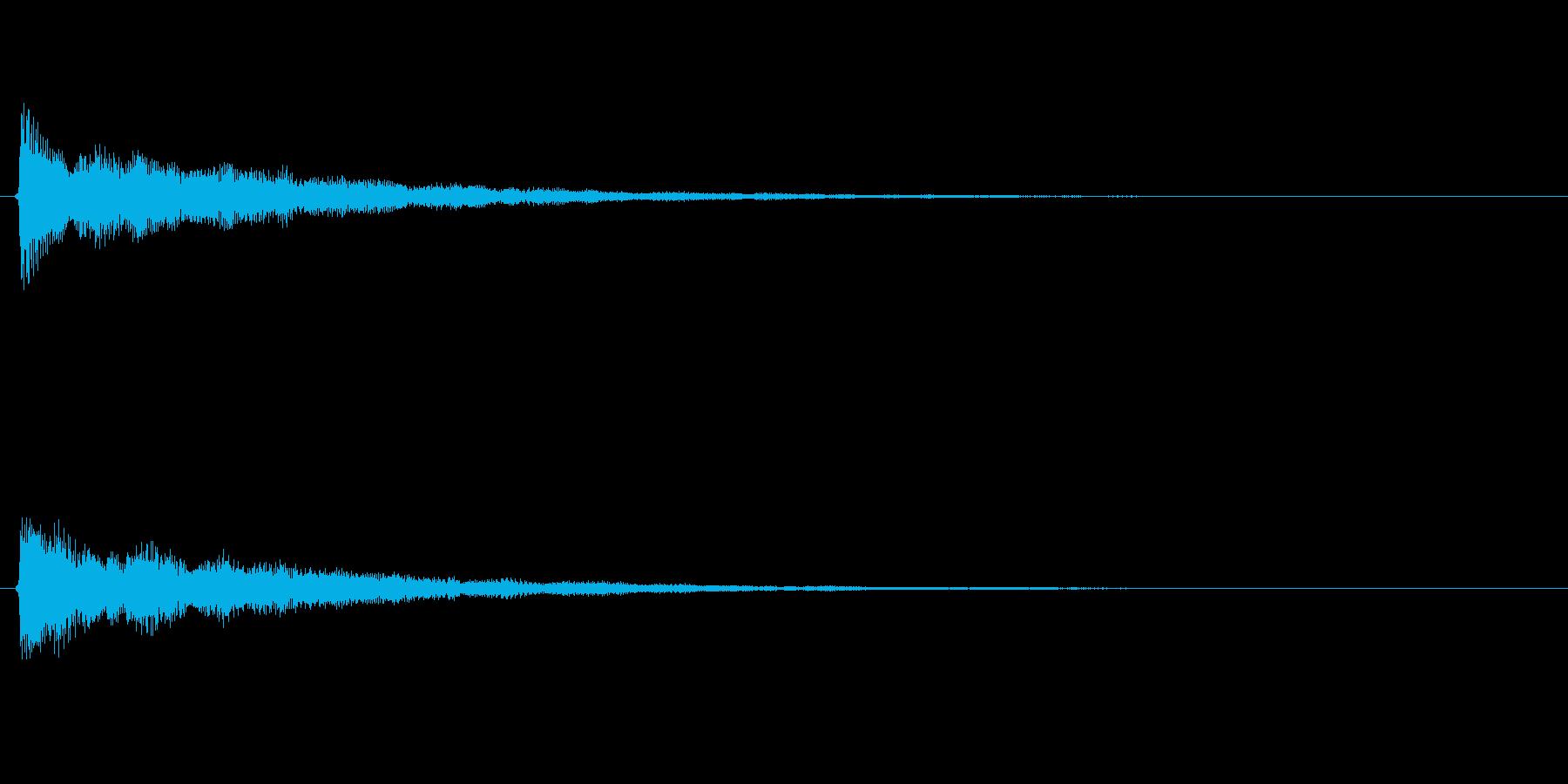 キラキラ系_116の再生済みの波形