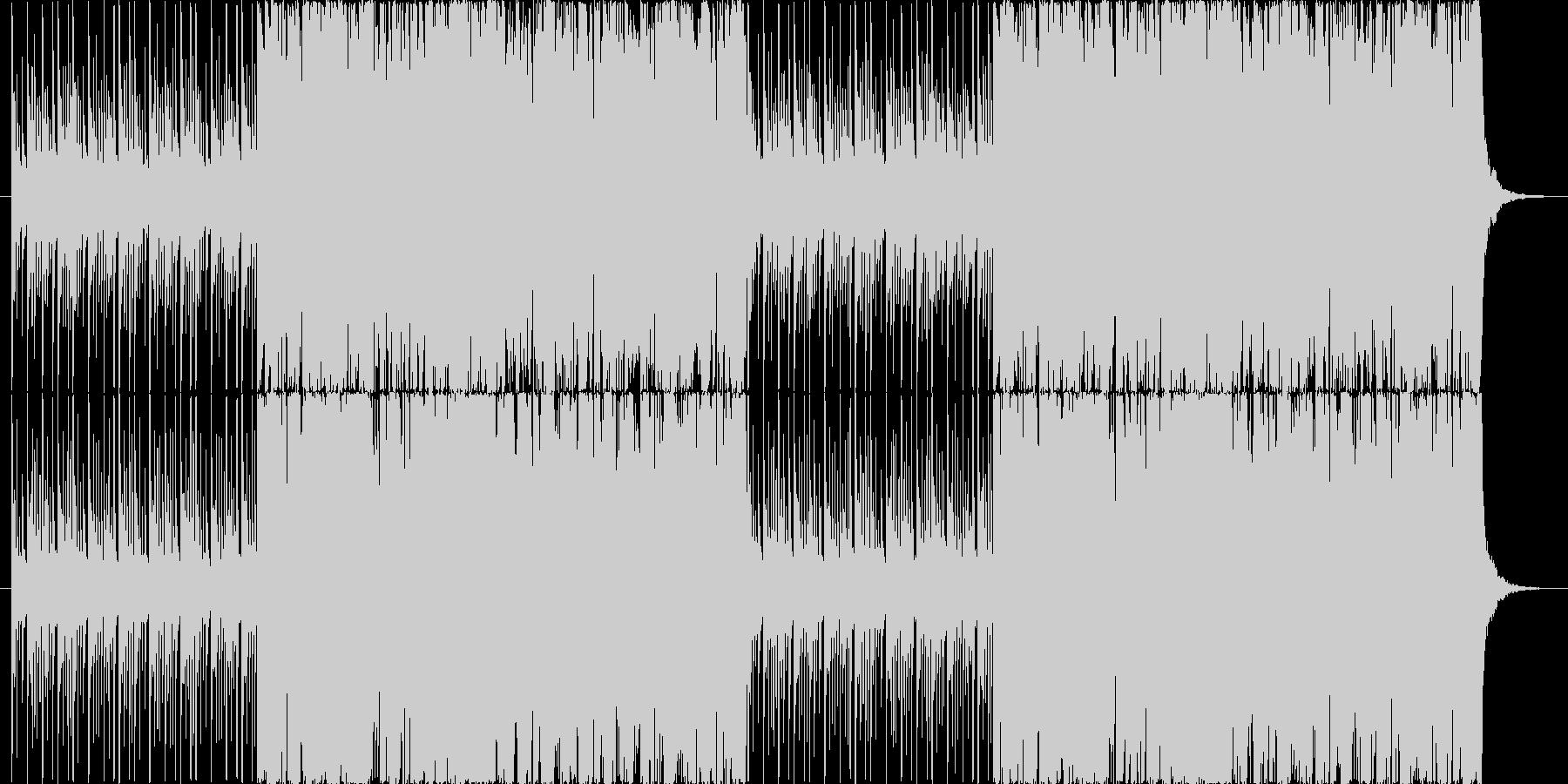ファンタジーG全般 フィールド等 B19の未再生の波形