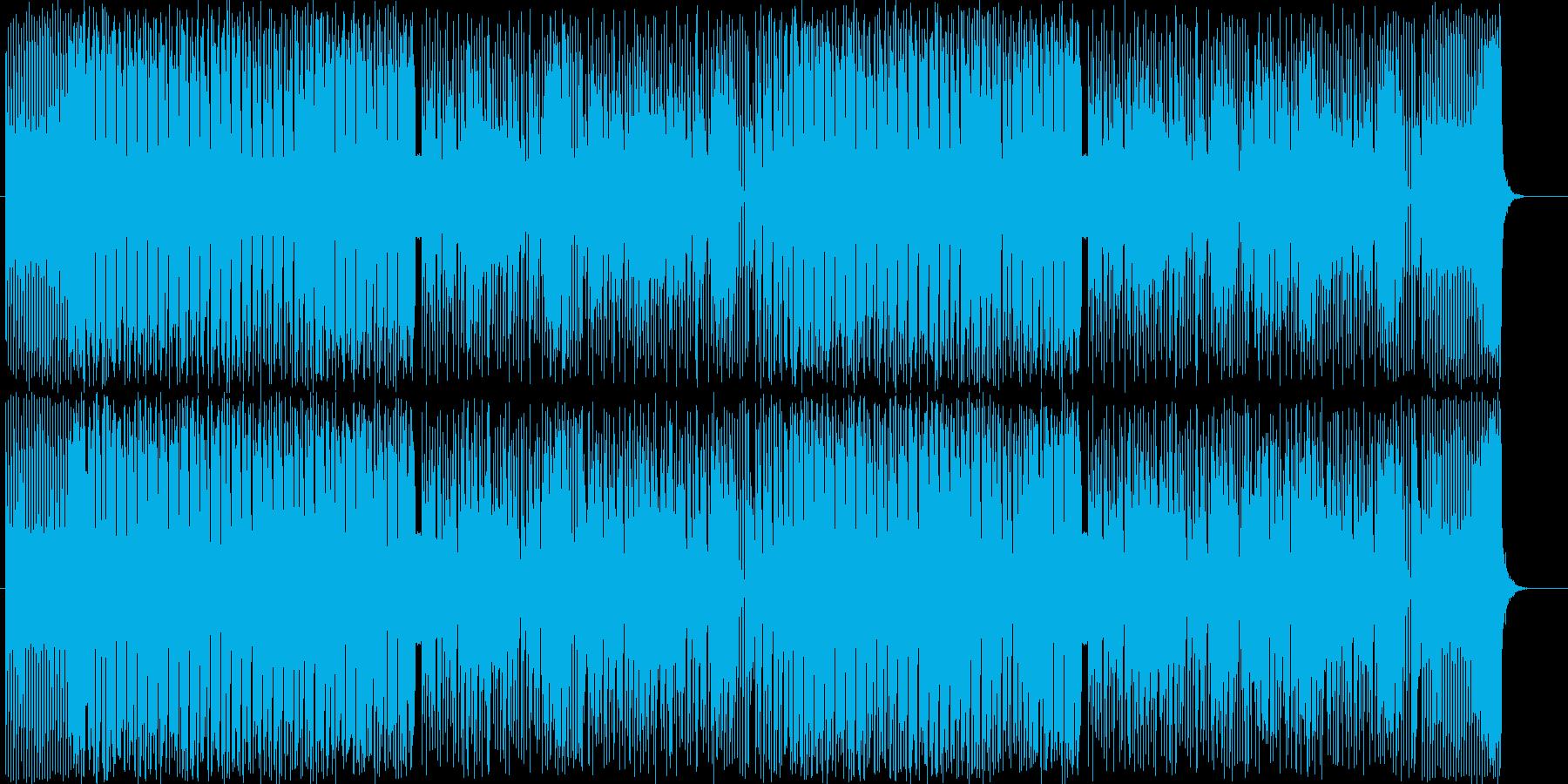 琴・三味線・尺八。個性的和風ヒップホップの再生済みの波形
