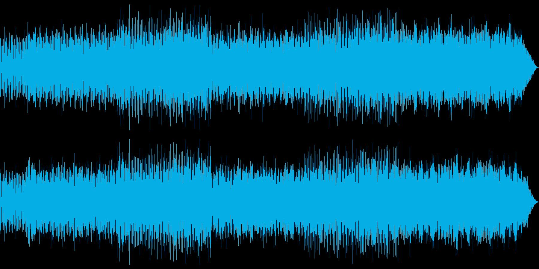 電脳空間 ファイアーウォール テクノの再生済みの波形