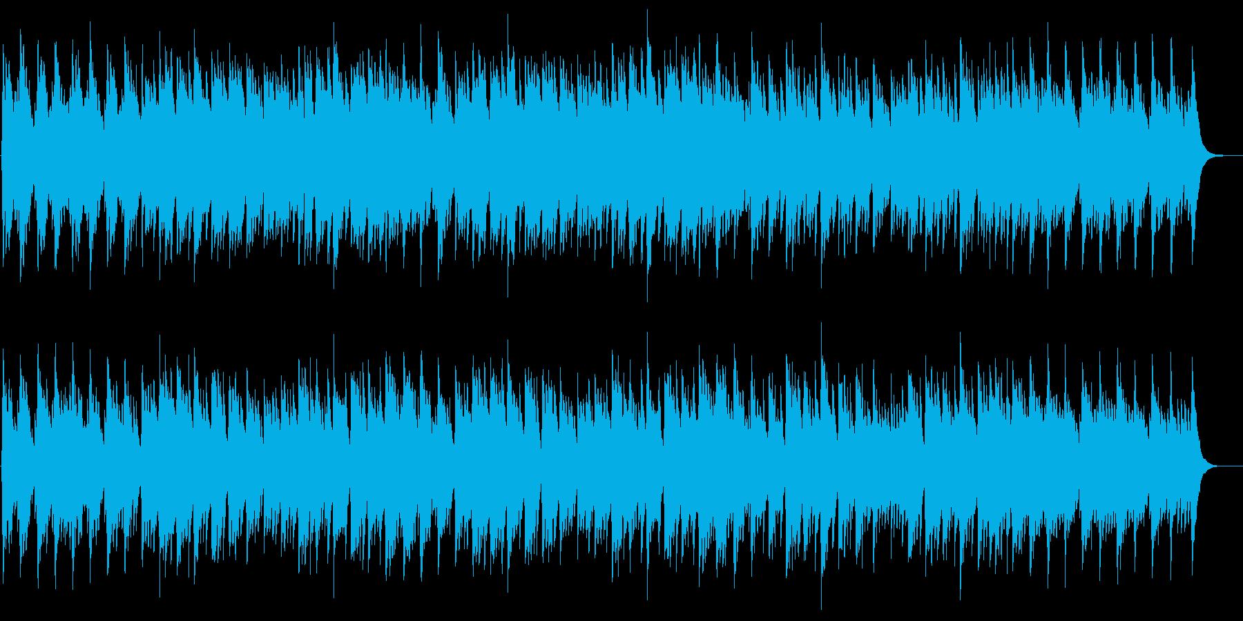 どこに行ったの僕の子犬 オルゴールの再生済みの波形