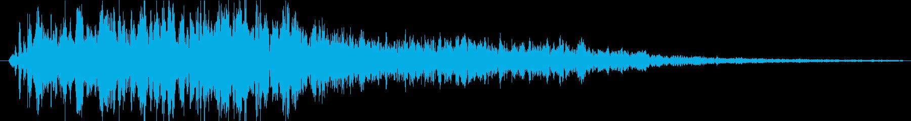 グオーウオー。の再生済みの波形
