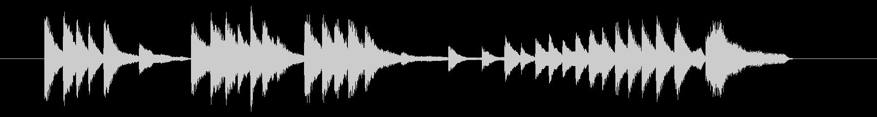 40秒のピアノ曲です。短歌などに見られ…の未再生の波形