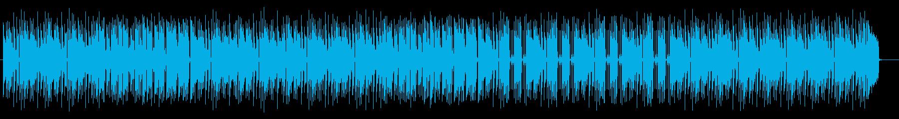 大人な雰囲気のスロージャズバラードの再生済みの波形