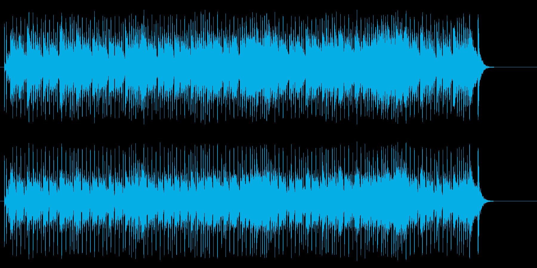 楽しいR&R/ポップ(イントロ~A~…)の再生済みの波形