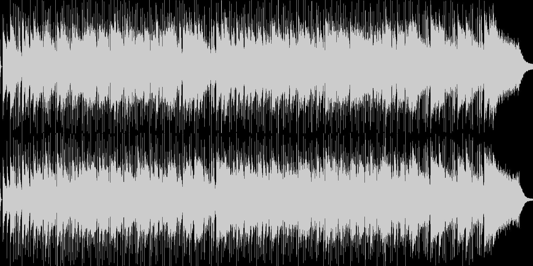 やわらかな雰囲気のボサノバ調の曲です。…の未再生の波形
