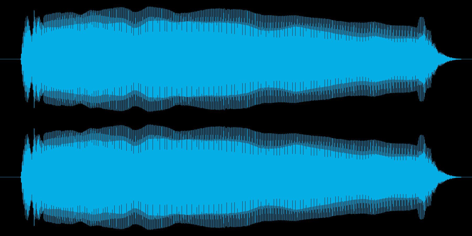 SNES サッカー01-11(ゴール)の再生済みの波形