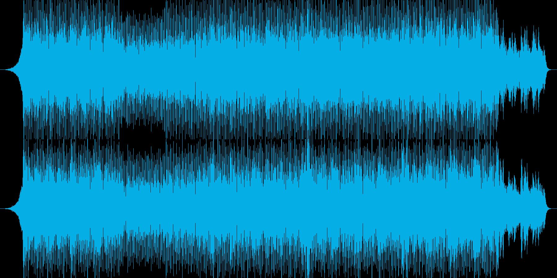 EDMダンス、ピアノメロ、クラブ系-12の再生済みの波形