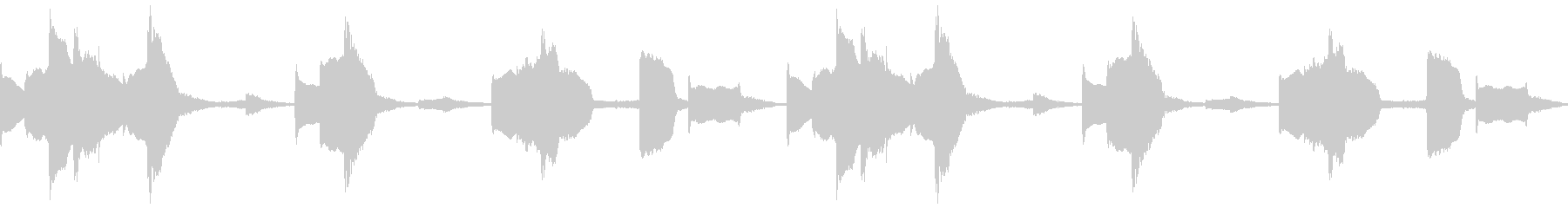 Tech テクノフレーズ 1 音楽制作用の未再生の波形