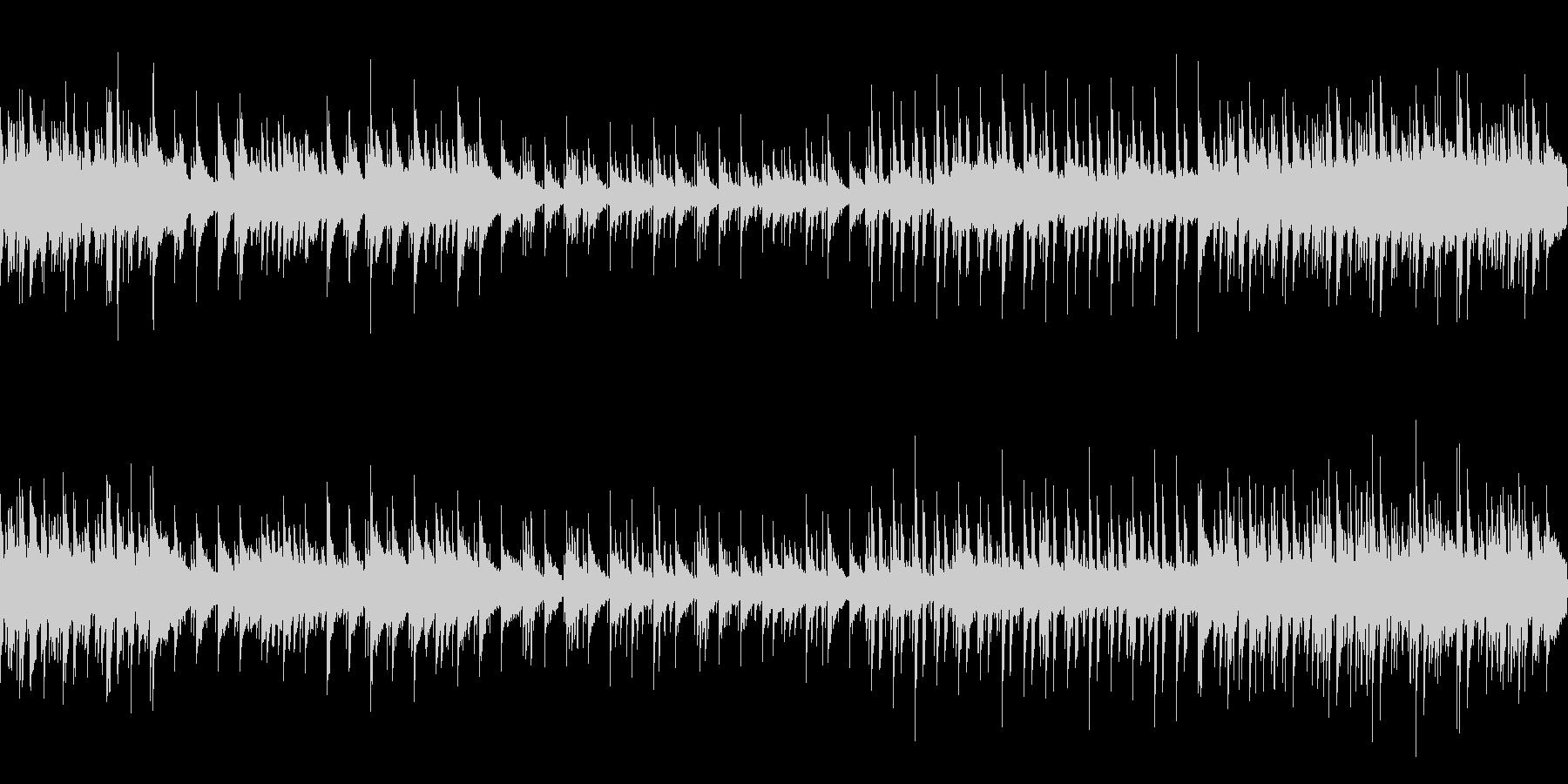 ピアノオーケストラループ音源。ウエディ…の未再生の波形