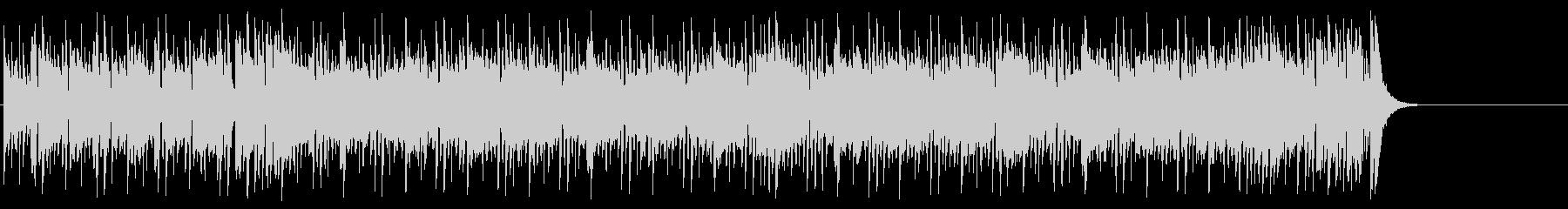 健やかなほのぼのポップ(イントロ~A…)の未再生の波形
