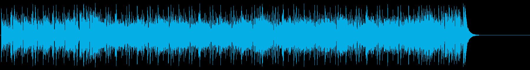 健やかなほのぼのポップ(イントロ~A…)の再生済みの波形