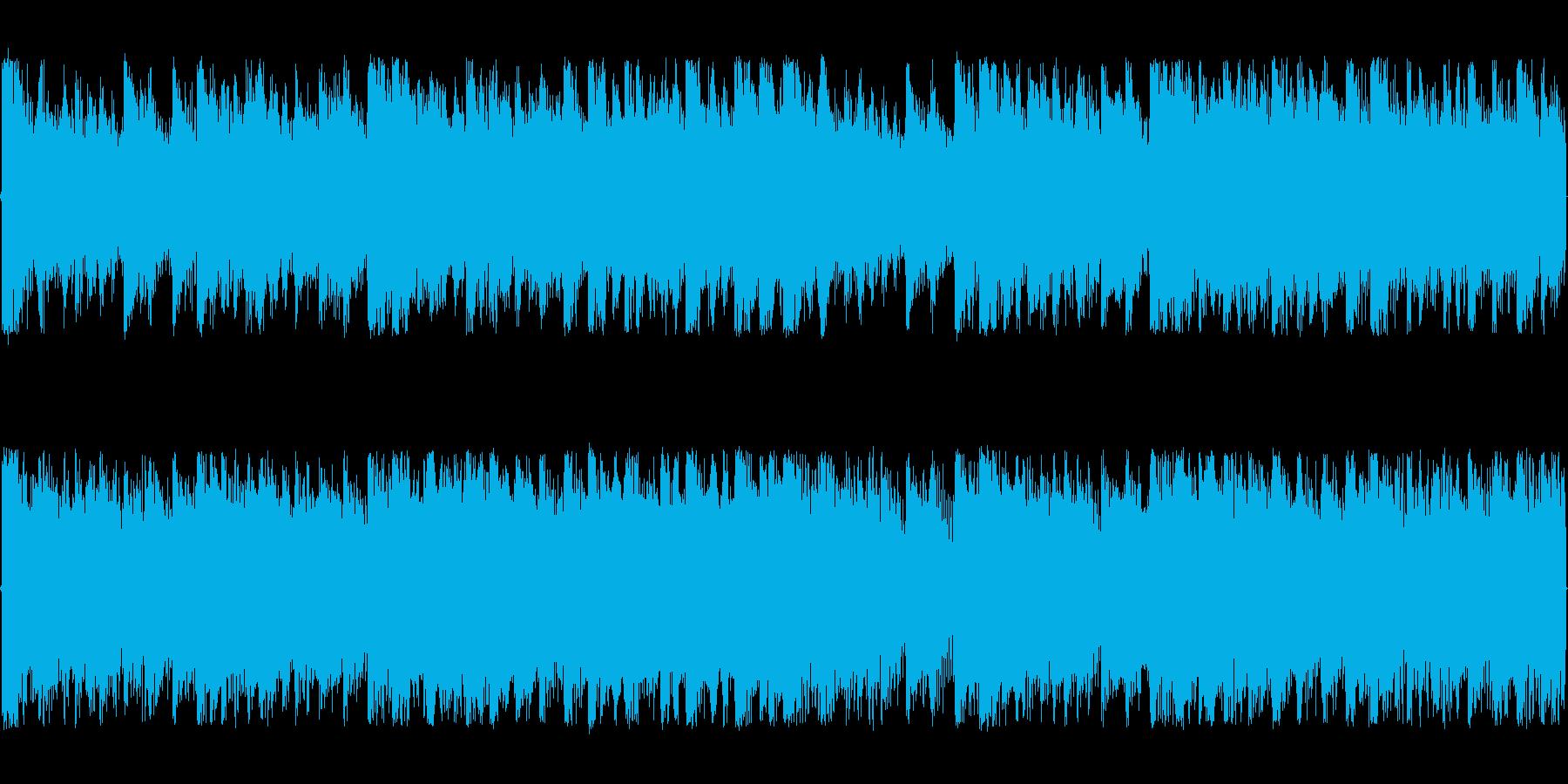 最後を思わせるラストダンジョン系の曲<…の再生済みの波形