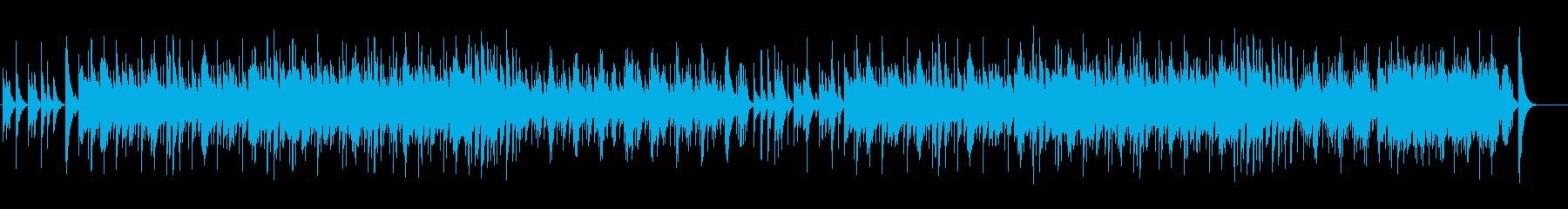 伝統の技で受け継ぐ詫び・寂びのある邦楽曲の再生済みの波形