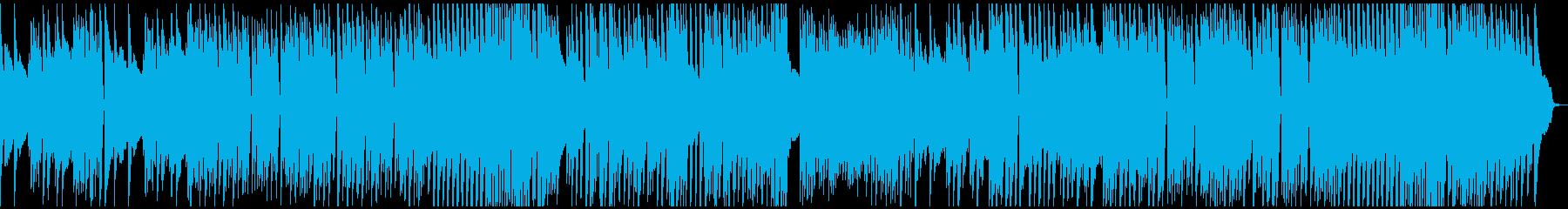 物悲しい、クラシカルなワルツの再生済みの波形
