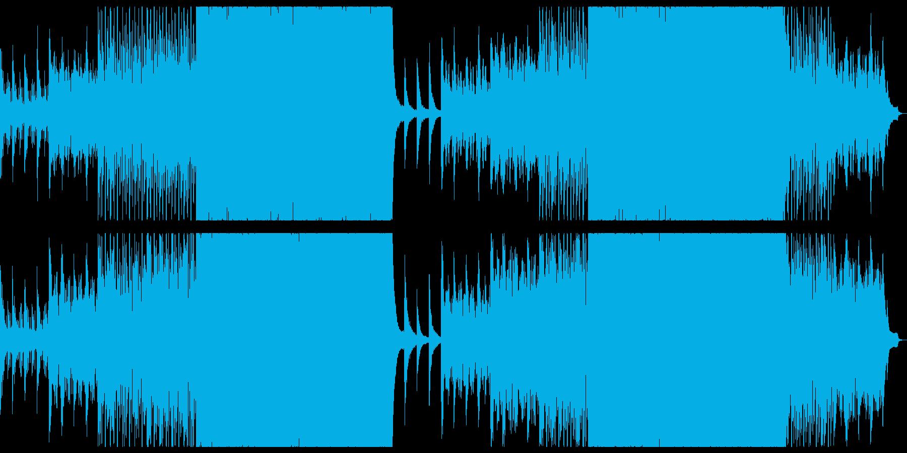 切ないシネマティックエレクトロニカ。の再生済みの波形