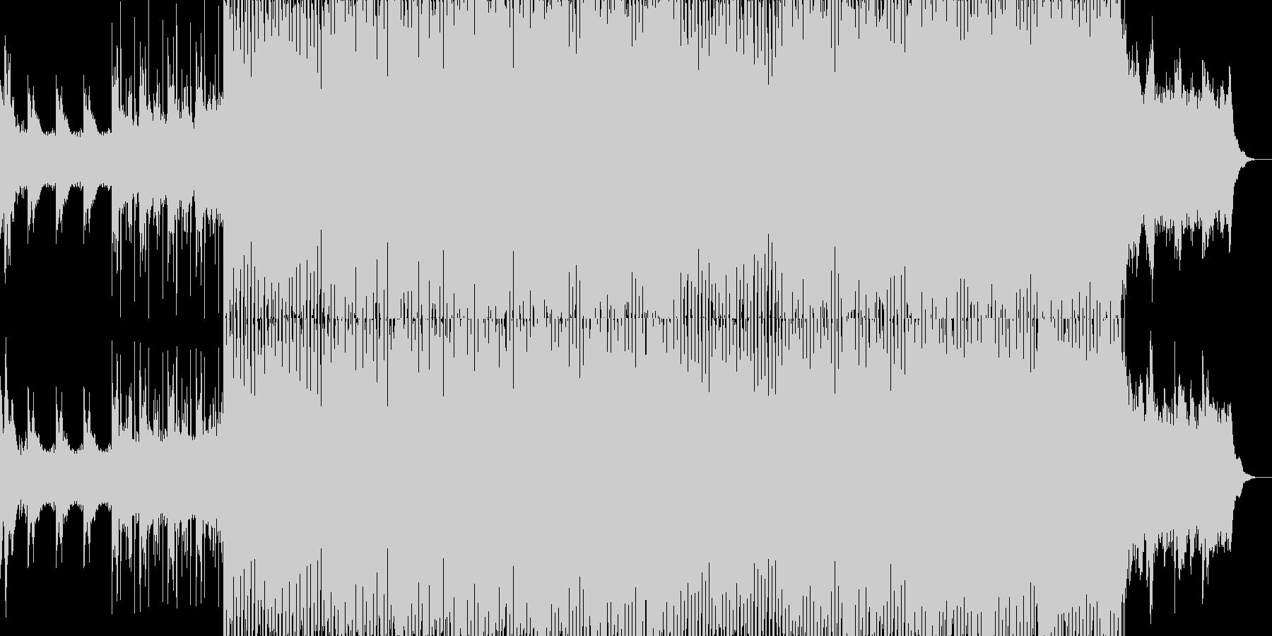 EDMクラブ系ダンスミュージック-32の未再生の波形