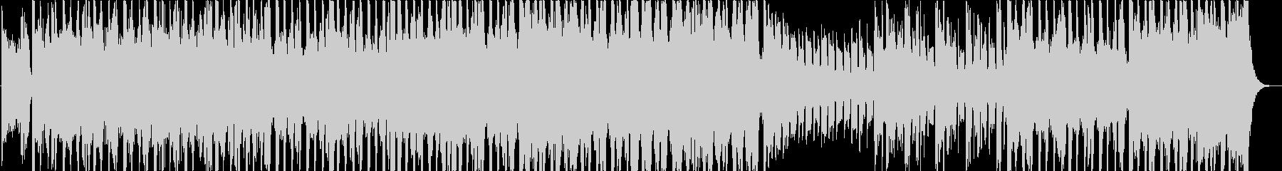 タイムラプス映像向け濃厚なアブストラクトの未再生の波形