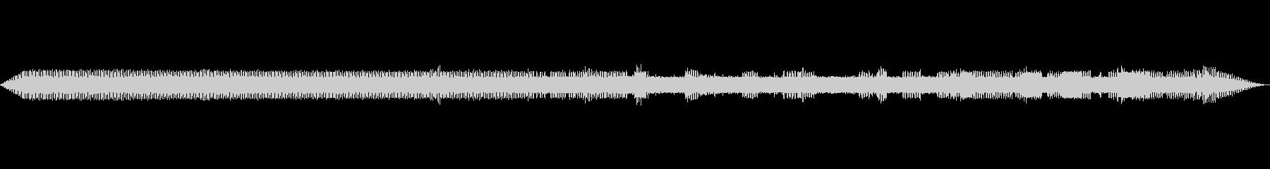 【自然音】秋の虫02(小菅村)の未再生の波形