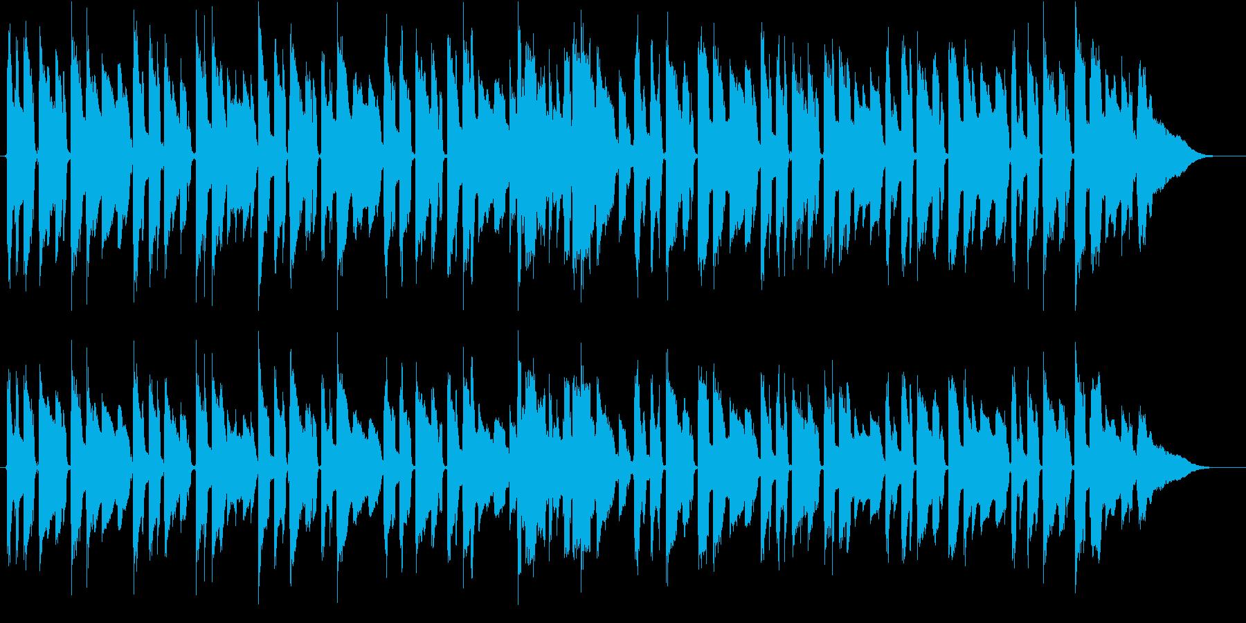 3<Aギター生演奏>優しく語りかけるようの再生済みの波形