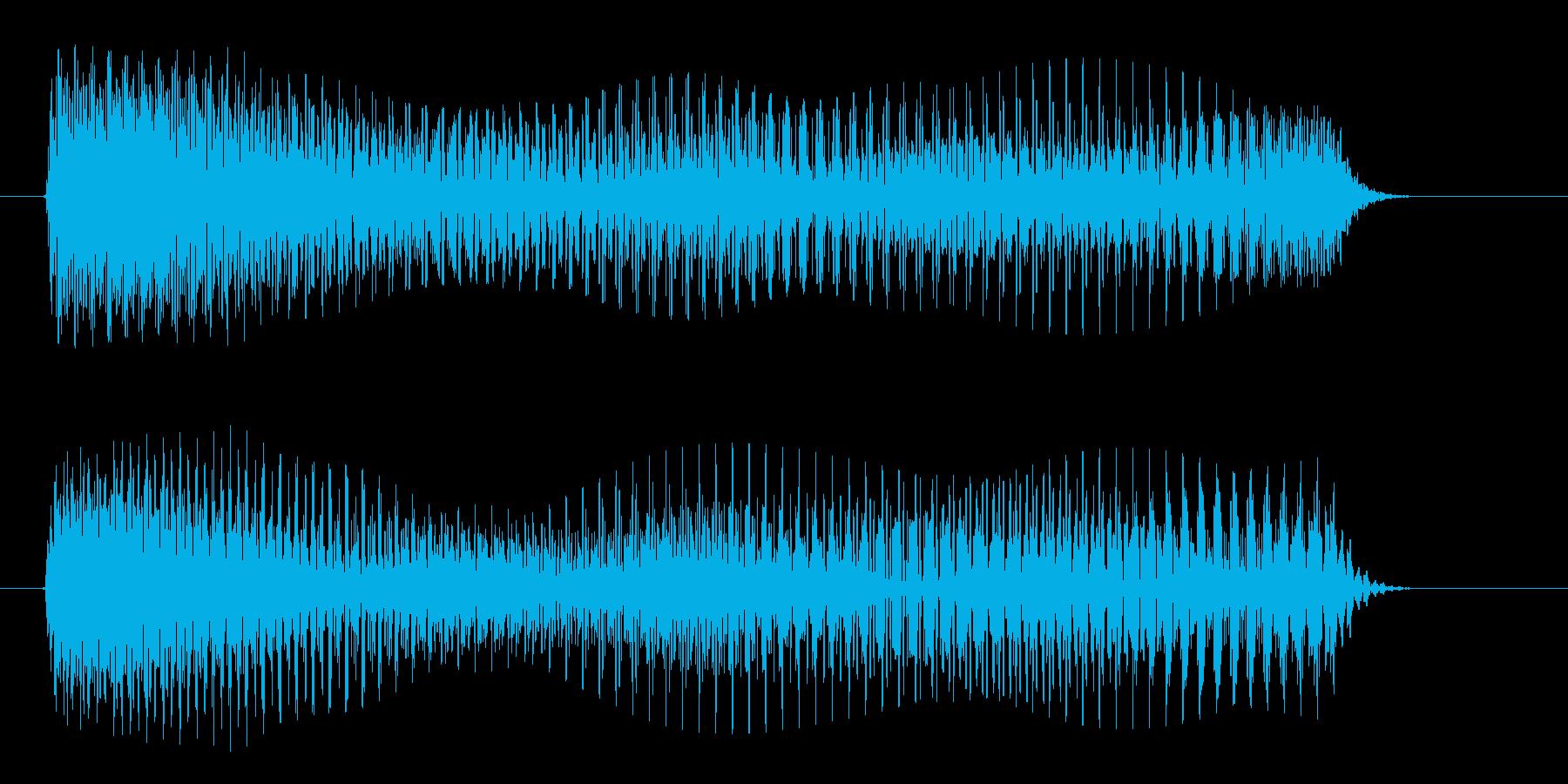 ドゥワンーの再生済みの波形