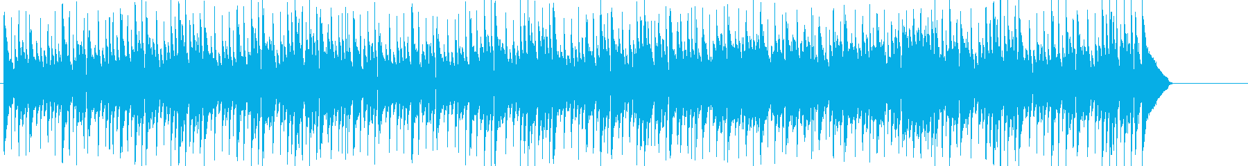 和楽器 ゆったり 旅 京都 ほのぼのの再生済みの波形