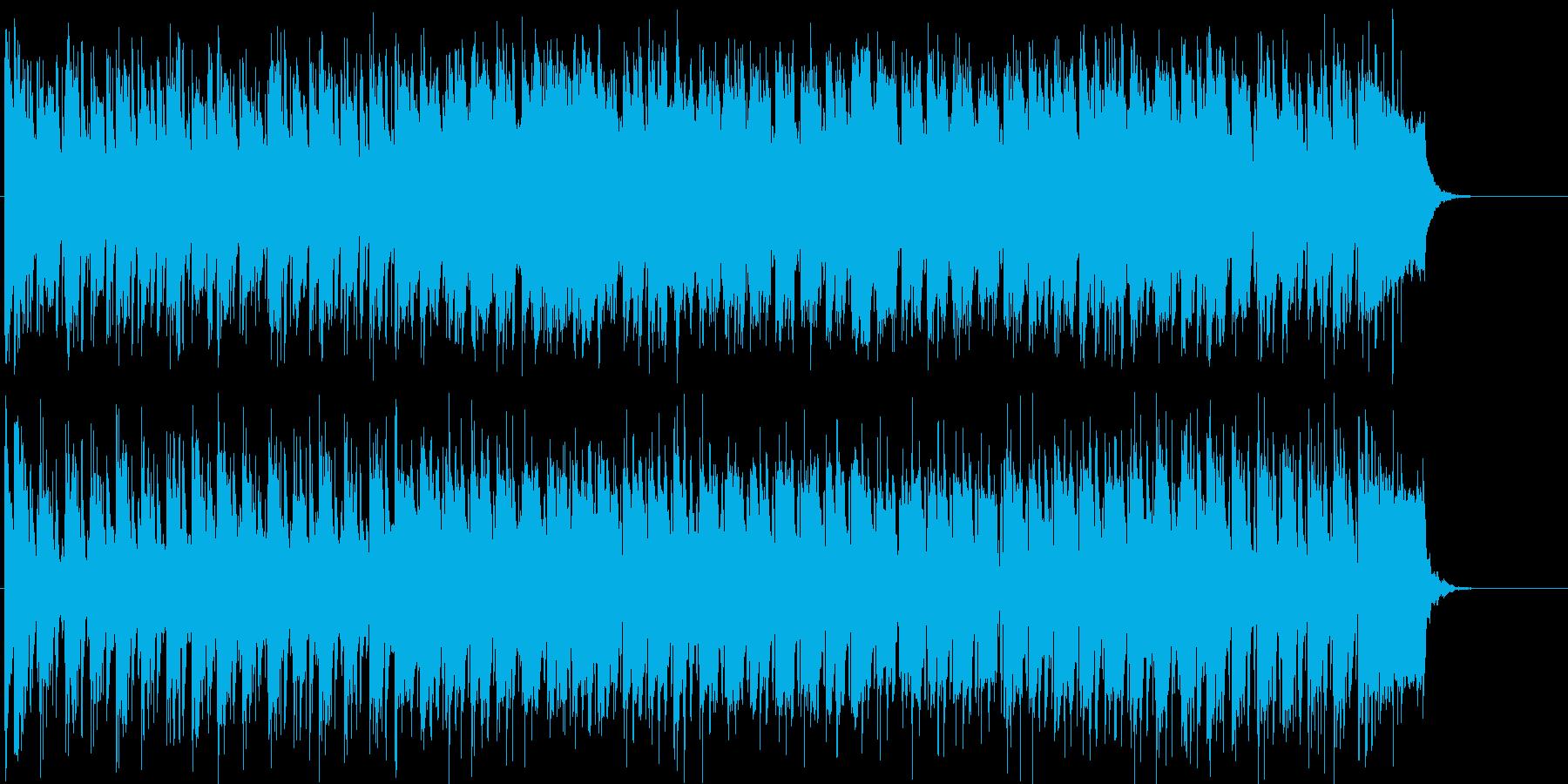 海 夏  南国 民族 紀行 暖かい 躍動の再生済みの波形