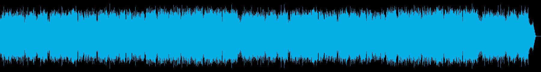 しっとりと落ち着くサックス旋律のポップスの再生済みの波形