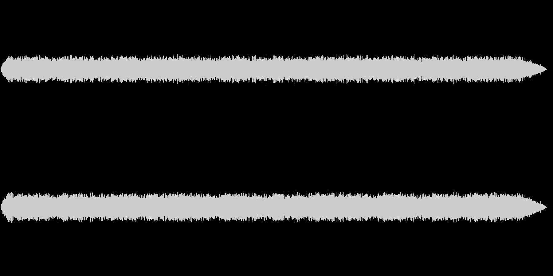 【雑踏 街頭02-2】の未再生の波形