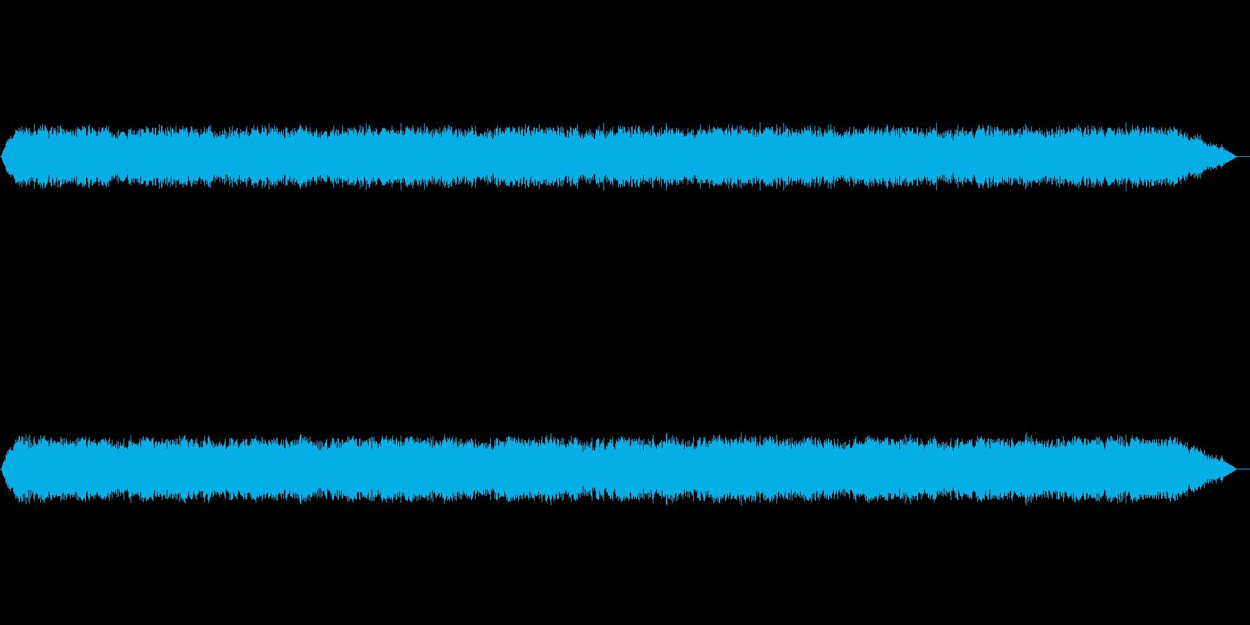 【雑踏 街頭02-2】の再生済みの波形