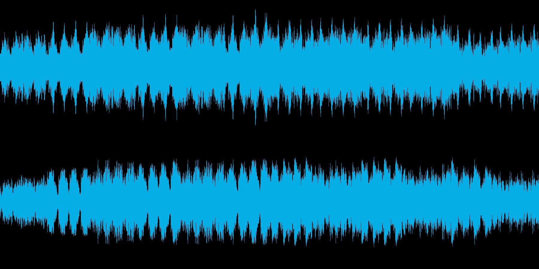 ファンタジー系 民族のテーマ ループの再生済みの波形