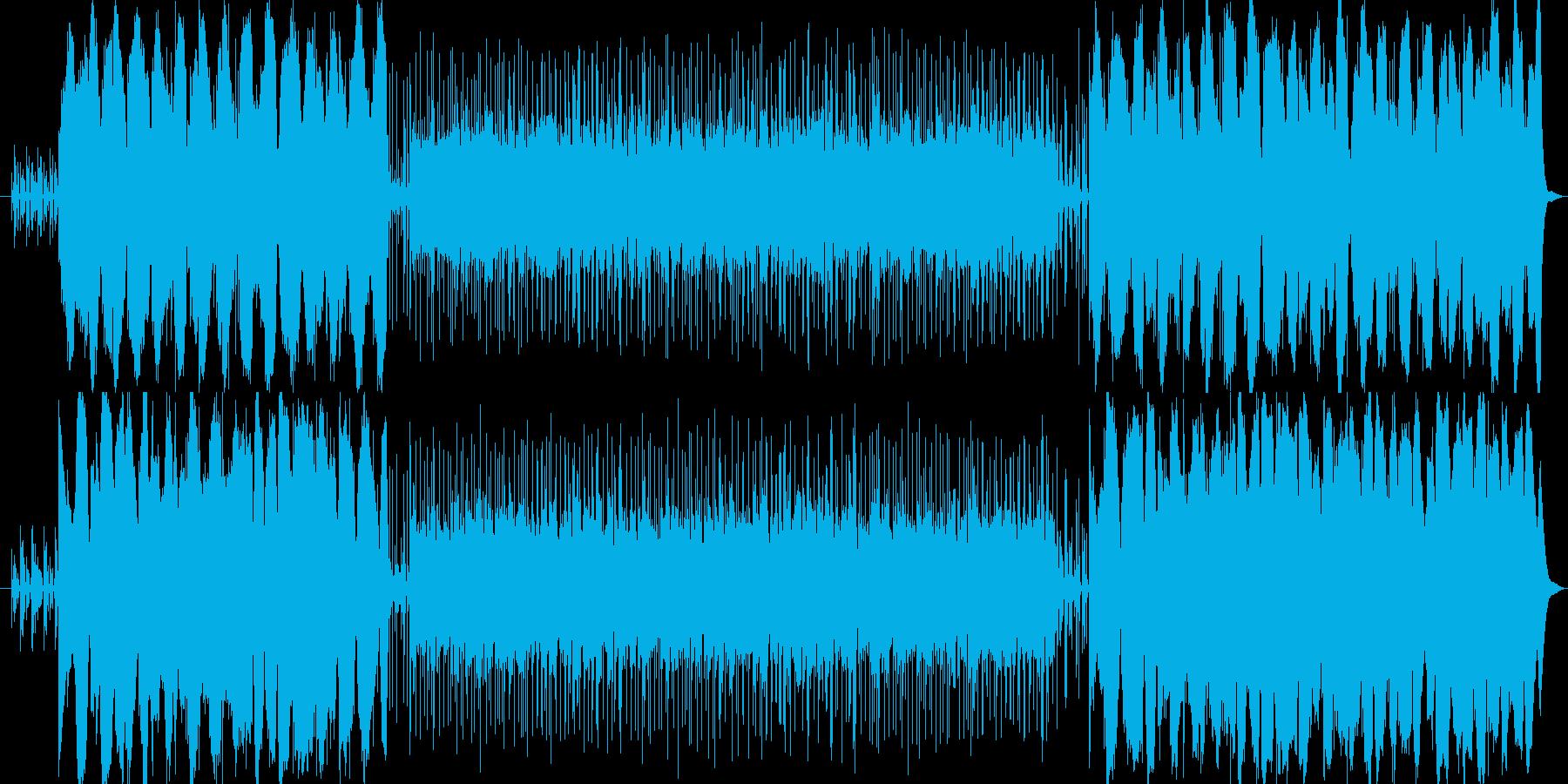 周波数64Hzを響かせています。脊椎下…の再生済みの波形