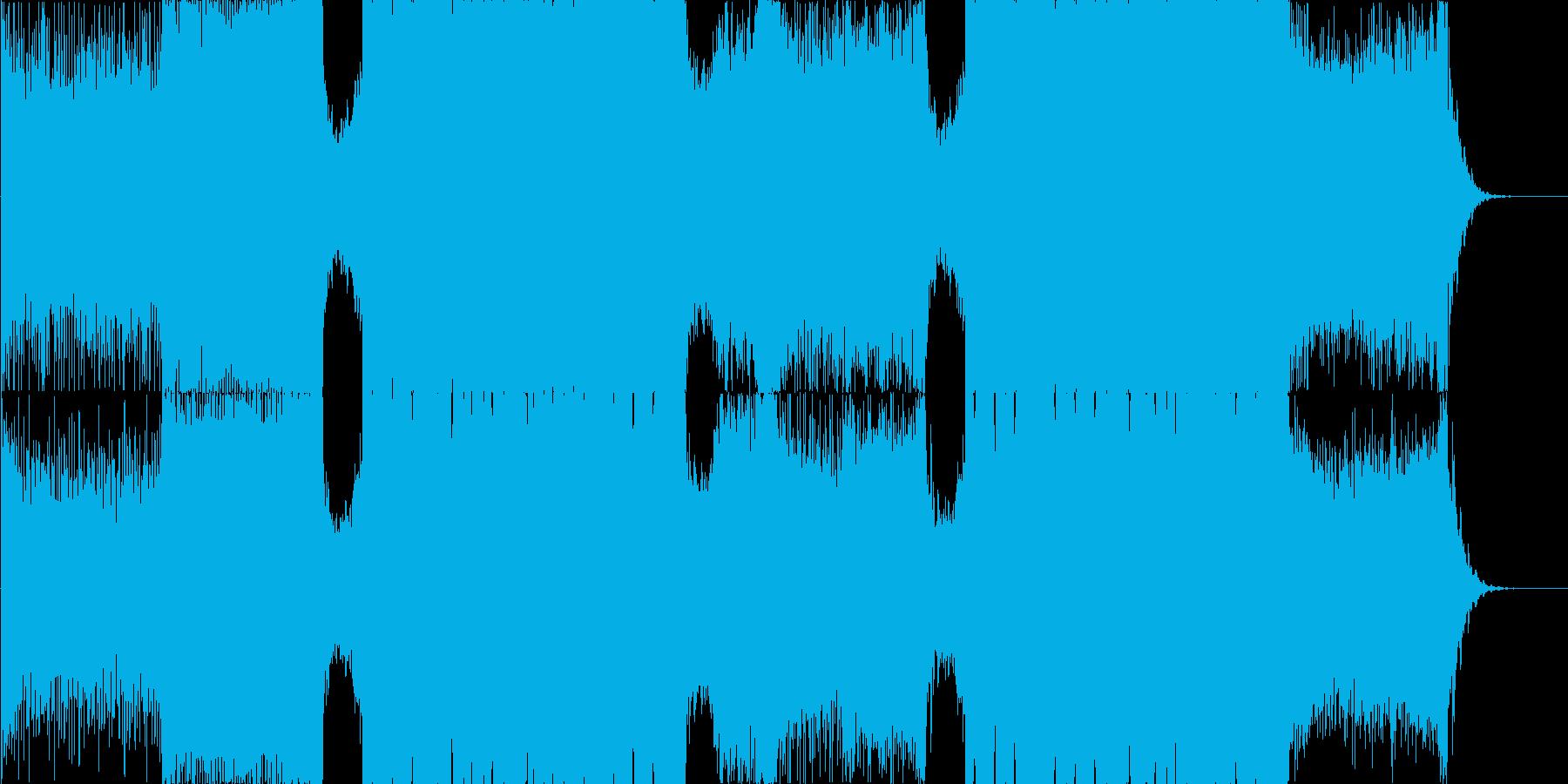エレクト音頭 / EDM・エレクトロの再生済みの波形
