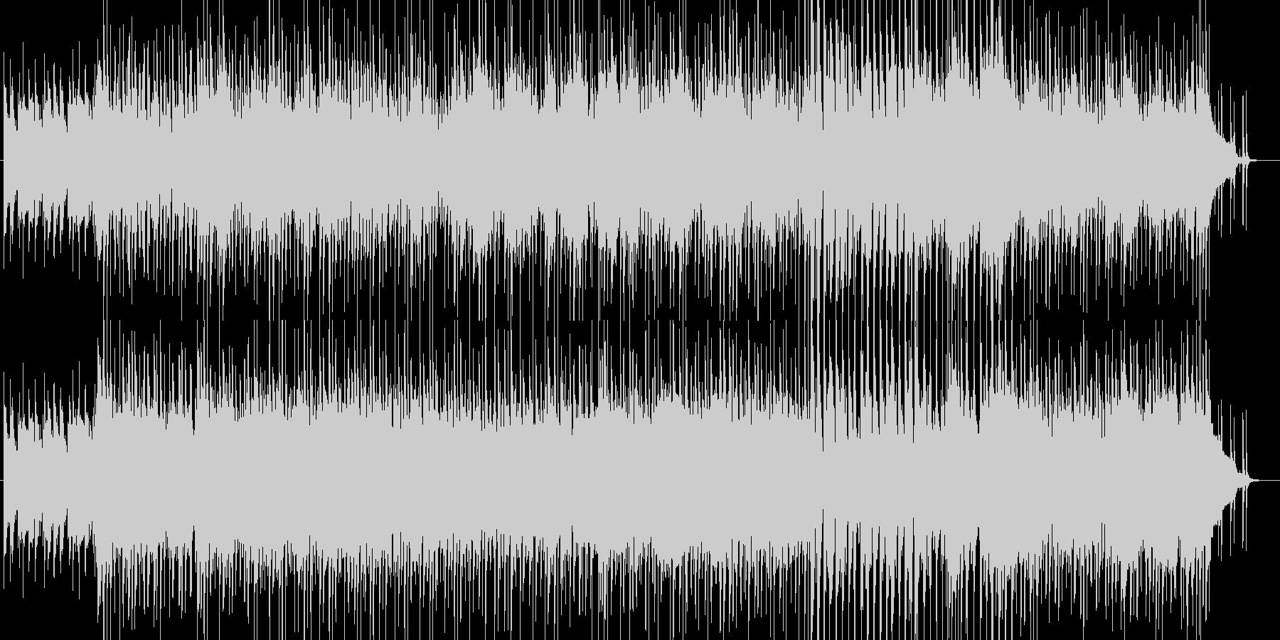 元気 ロック キッズ ピアニカBGMの未再生の波形