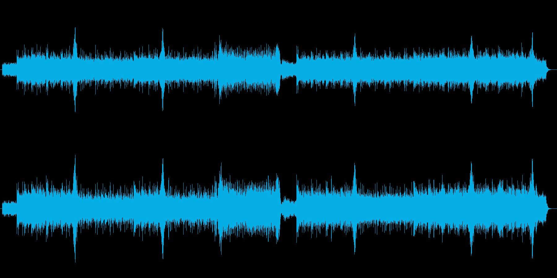 ネイチャリング・スペシャルの再生済みの波形