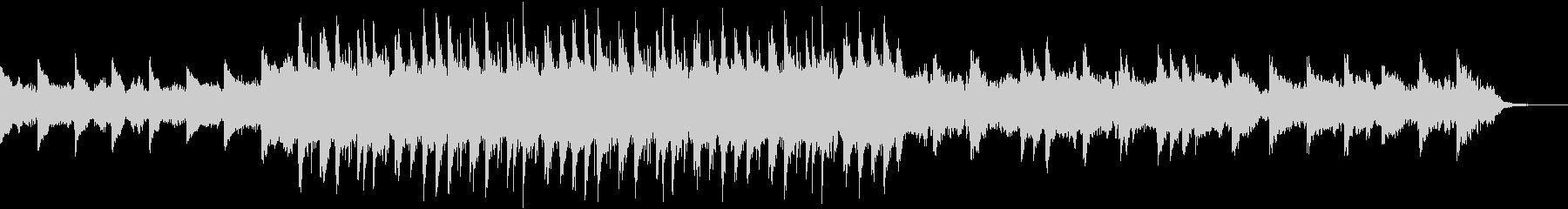 シンフォニックな6/8拍子の未再生の波形