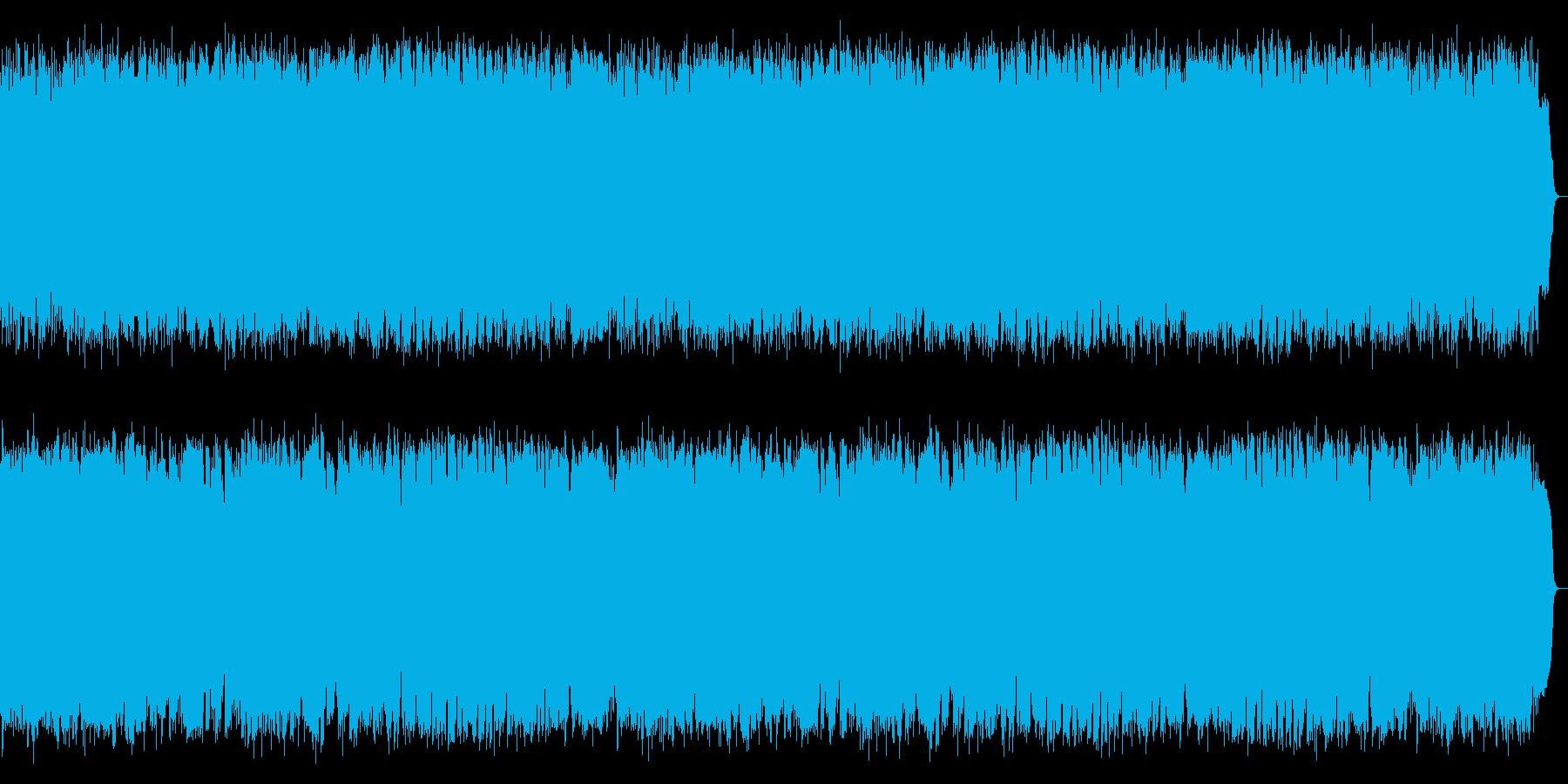 トロンボーンが奏でる古風な哀愁歌謡の再生済みの波形