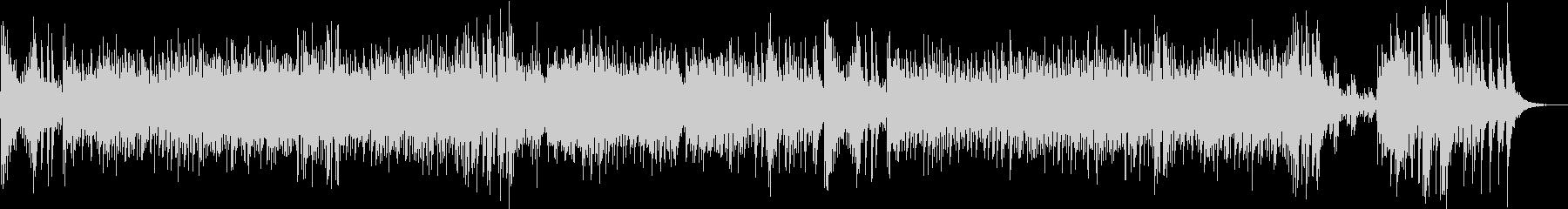 ピチカート五重奏による軽快な曲です。の未再生の波形
