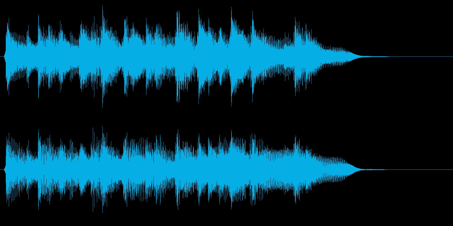 南国SE1 ゲームクリアの再生済みの波形