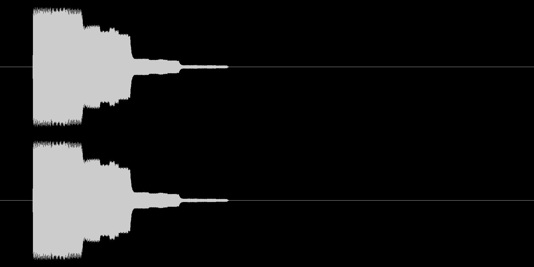 【GB 汎用01-01(ピッチ)】 の未再生の波形