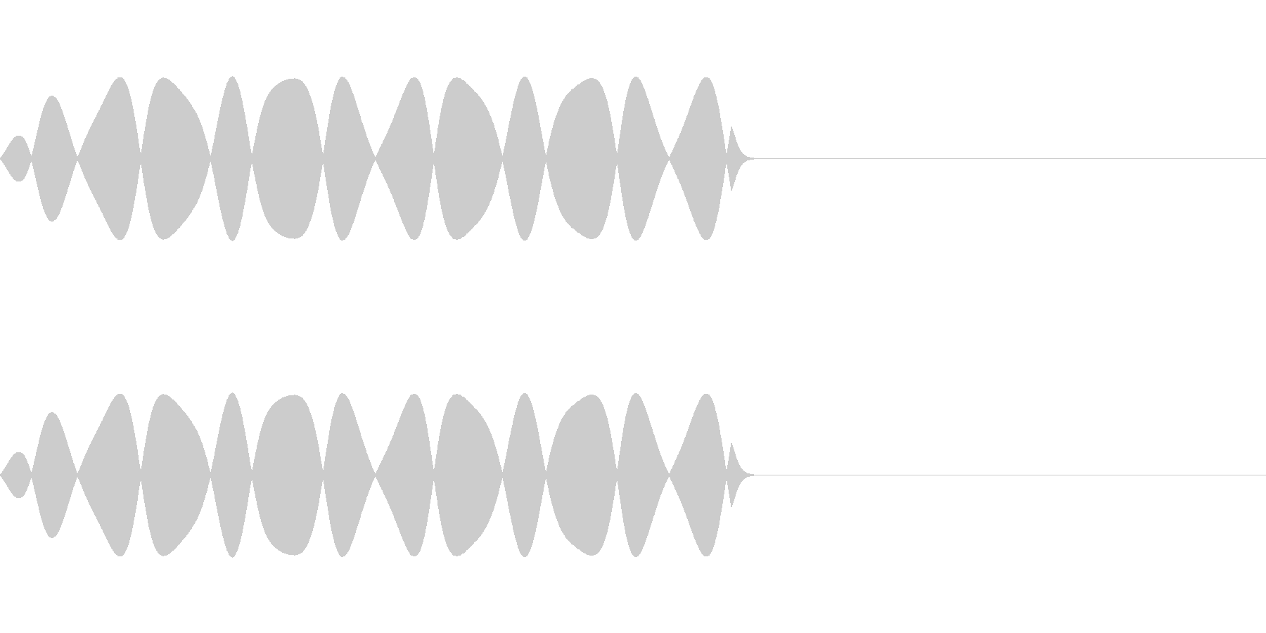 FX・SE/規制音/伏せ音/XXX/Bの未再生の波形