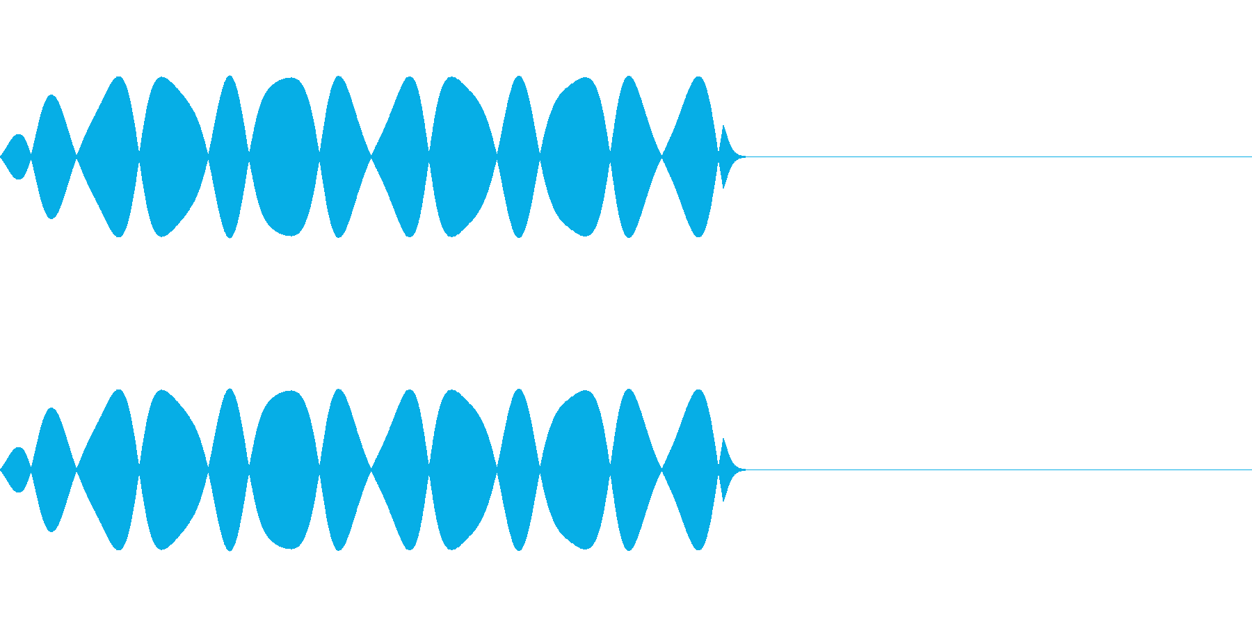 FX・SE/規制音/伏せ音/XXX/Bの再生済みの波形