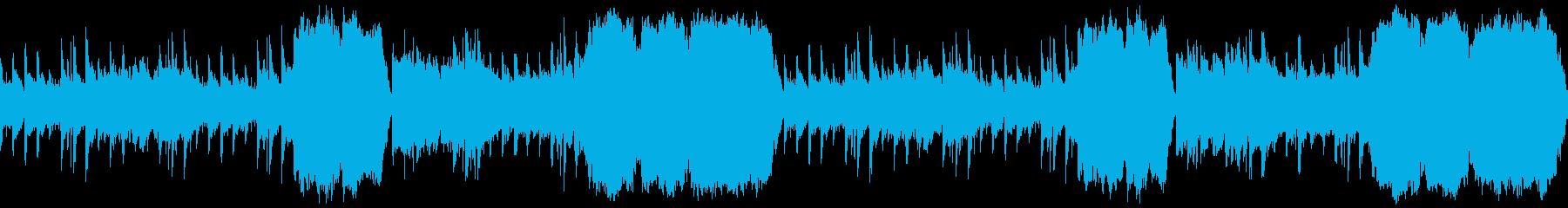 【ドラム抜き】感動系壮大エピックサウンドの再生済みの波形