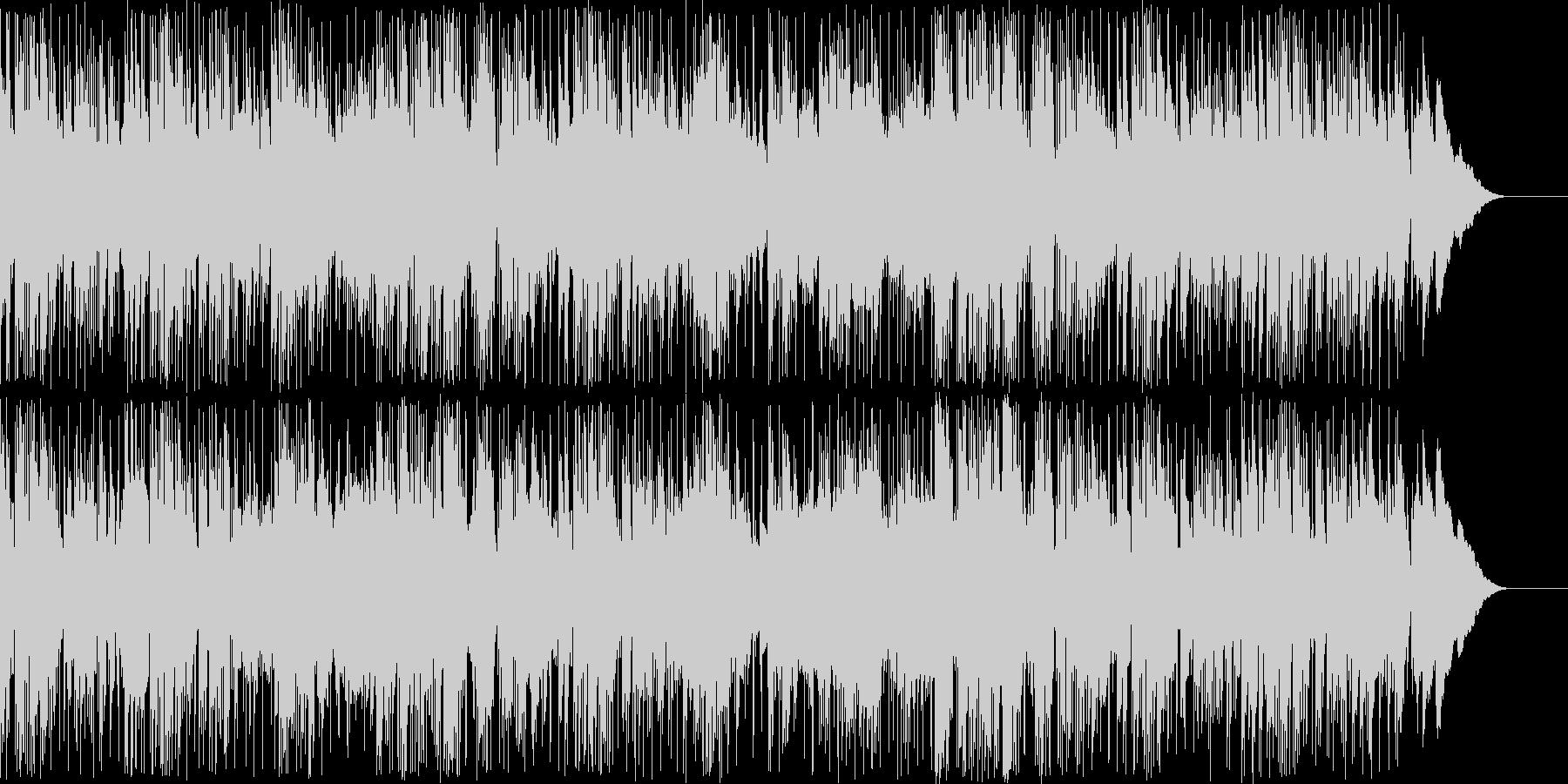 回想シーンなどに最適な楽曲です。の未再生の波形